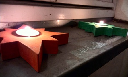 Trippel-Trappel-Kerzen